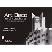 Art Deco Architecture: Miami Beach Postcards