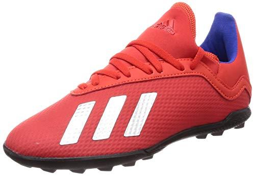 adidas Unisex-Kinder X 18.3 Tf J Fußballschuhe, Mehrfarbig (Multicolor 000), 35 EU