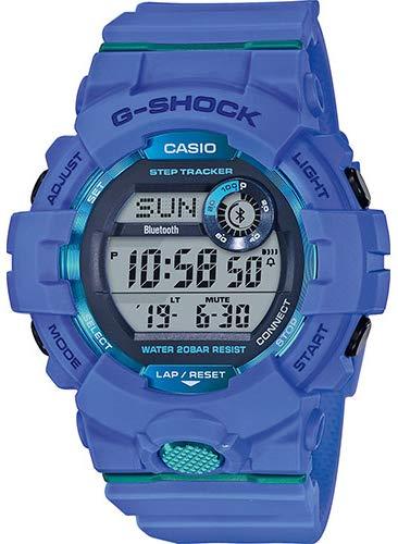 G-Shock G-Squad Stepcounter Bluetooth Connected Uhr GBD-800-2ER