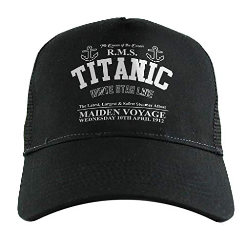 Cloud City 7 Titanic Maiden Voyage, Trucker Cap
