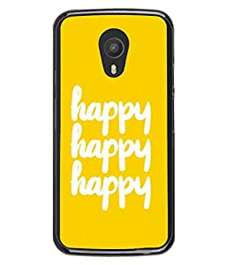 Meizu M1 Note, Meizu Note 1 Back Cover Always Happy Design From FUSON