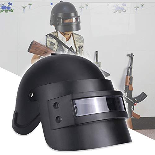MAyouth Spiel PUBG Helm Für Kinder, Spiel Cosplay Maske Schlachtfelder Stufe 3 Helmkappe Requisiten ()