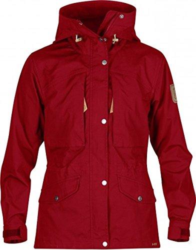 Fjällräven Damen Singi Trekking Jacket W. Trekkingjacke, Deep Red, s