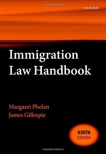 Immigration Law Handbook