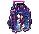 Kids4shop Disney Frozen die Eiskönigin Trolley Koffer Trolly Schulrucksack Rucksack Tasche Schulranzen RANZEN + Sticker
