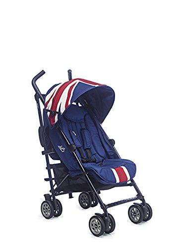 Easywalker Mini Buggy–Kinderwagen zum Zusammenklappen Union Jack Classic
