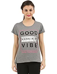 MIDAAS Women's Cotton T-Shirt