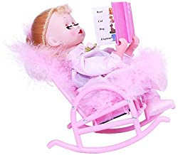 A R ENTERPRISES musical learning chair doll for kids