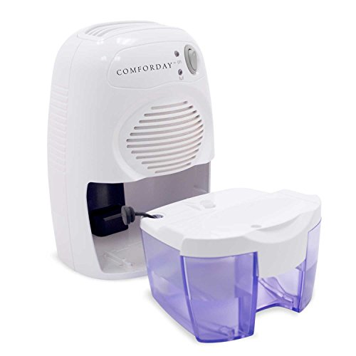 Pro 500ml Compact And Portable Mini Air Dehumidifier For Damp Mould Moisture In Home Kitchen