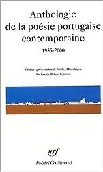 Anthologie de la poésie portugaise contemporaine, 1935-2000