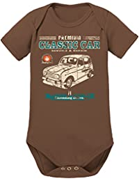 Classic Car R4 Youngtimer Baby Body