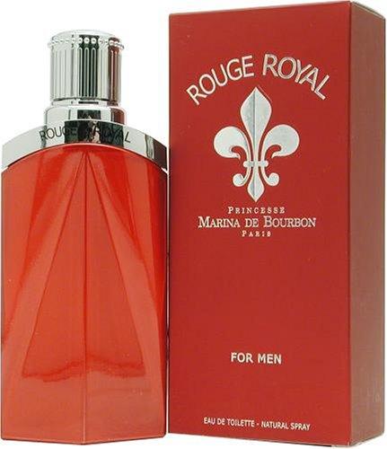 Marina De Bourbon Rouge Royal By Marina De Bourbon Pour Homme Eau De Toilette Vaporisateur 100ml