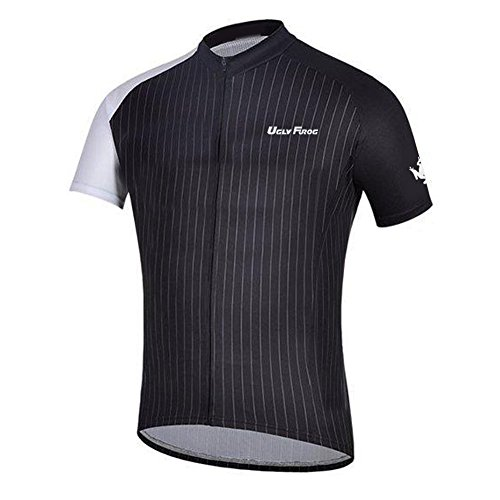 Uglyfrog 2018 Neue Sommer Cyling Jersey Triathlon tragen Kurze Professional Classic Retro MTB Fahrrad Jersey