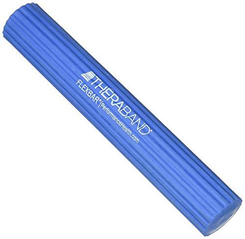 Thera-Band Flexibler Übungsstab, blau - schwer