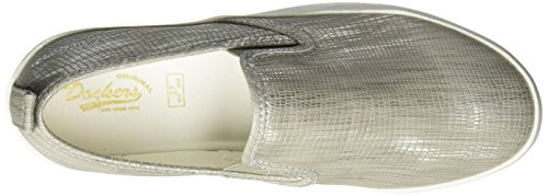Dockers by Gerli 36ai814-680929, Sneakers Basses Femme Or (Gold/multi 929)