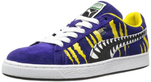 Puma-Mens-Suede-Chemical-Comic-Leather-Boat-Shoes