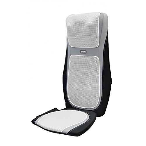 Sensatouch double vibration massage chair with soothing heat