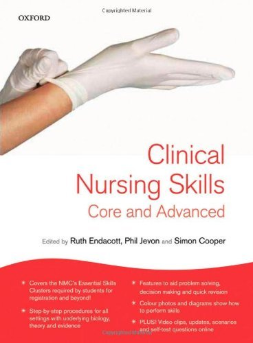 Clinical Nursing Skills: Core and Advanced (April 23, 2009) Paperback