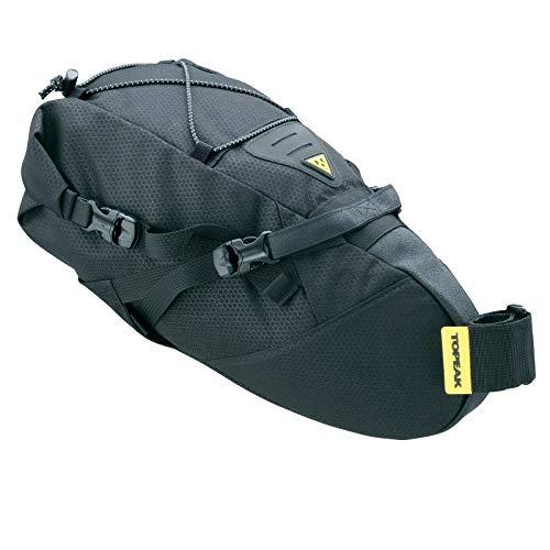 TOPEAK Unisex- Erwachsene BackLoader Satteltasche, schwarz, 50cm