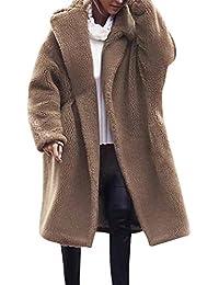 große Vielfalt Modelle heißer verkauf authentisch dauerhafte Modellierung Suchergebnis auf Amazon.de für: Brauner Mantel - Damen ...