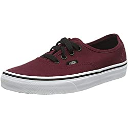 Zapatos Vans Authentic Port Royale-Negro