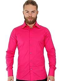 Redbridge Herren Regular Fit Freizeithemd R-2111