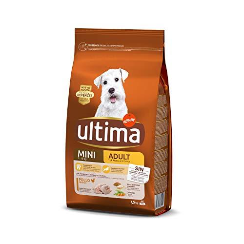 Ultima Pienso para Perros Mini Adult con Pollo - 1