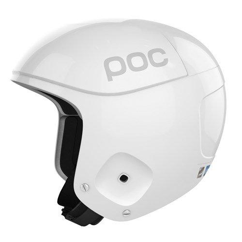 POC Skull Orbic X-Casco da sci, Unisex, Skihelm Skull Orbic X, Bianco - hydrogen white, XS