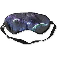 Blue Night Sky Planets Sleep Eyes Masks - Comfortable Sleeping Mask Eye Cover For Travelling Night Noon Nap Mediation... preisvergleich bei billige-tabletten.eu