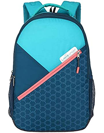 Lavie Sport 34 Ltrs Teal School Backpack
