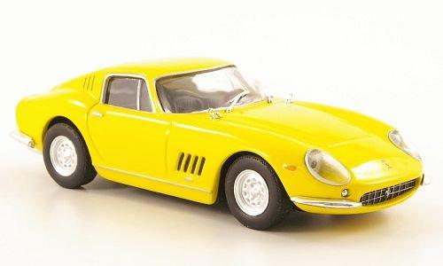 Ferrari 275 GTB, gelb, Modellauto, Fertigmodell, MCW-SC45 1:43