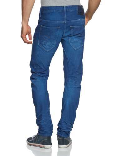 G-Star - Arc 3D Slim, Jeans da uomo Blu (Bleu (Medium Aged))