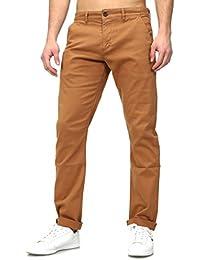Carisma - Pantalon chino homme Carisma Beige Camel