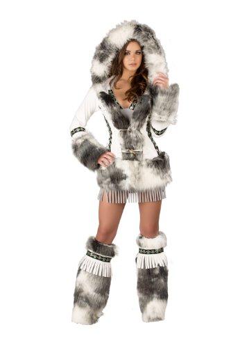 j-valentine-womens-white-eskimo-coat-with-toggle-closures-grey-small