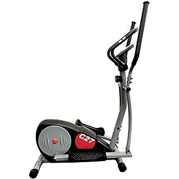Ausdauertraining Kettler Crosstrainer Fitnessgerät Cardio AXOS Cross M inkl Crosstrainer Bodenschutzmatte