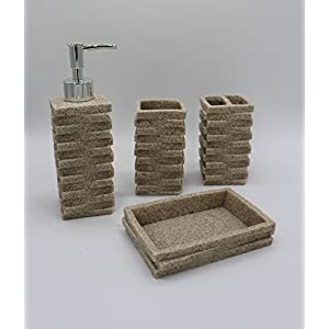 Badezimmer Set Sand günstig online kaufen | Dein Möbelhaus