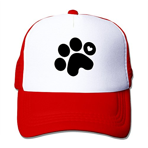 Long5ZG - Cappellino da baseball - Unisex - Adulto rosso Taglia unica - Louis Cardinals Dog Baseball