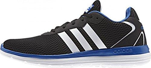 Adidas Cloudfoam Speed, Chaussures De Sport Multicolores Pour Homme (negbas / Ftwbla / Azul)