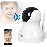 De TENVIS TH661 HD P2P Wireless WiFi Onvif IP-cámara-webcam monitor-visión nocturna monitor de visión nocturna, webcam cámara Webcam seguridad, smartphone Remote view P2P Wireless WiFi, Baby/PET-Monitor, de TENVIS, P2P - función, 2-vías-audio,
