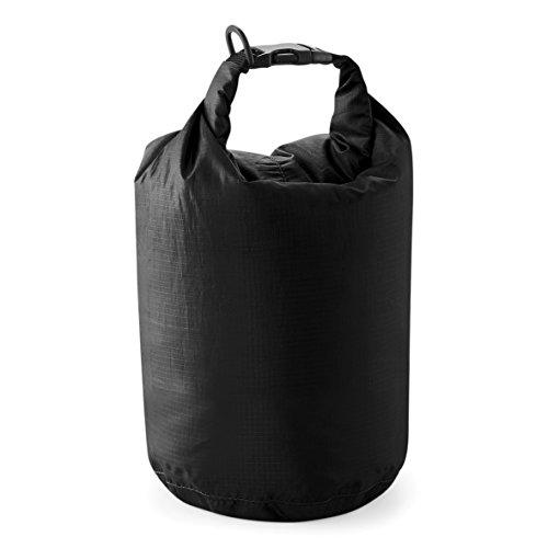 Drysack 1 Litre- Sacca impermeabile per accessori in poliestere Nero
