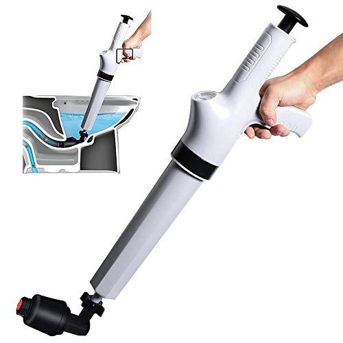 Pompa Abflussreiniger Druckluft Kolben Hochdruck Drache Entwässerung Abflussreiniger für WC Waschbecken Boden Waschbecken Bad