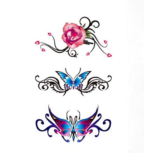 pengweiwaterproof-tattoo-color-butterfly-rose-pattern-sticker-3d-tattoo-sticker