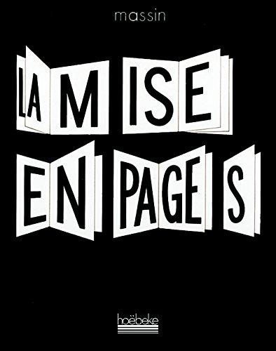 La mise en page par Massin