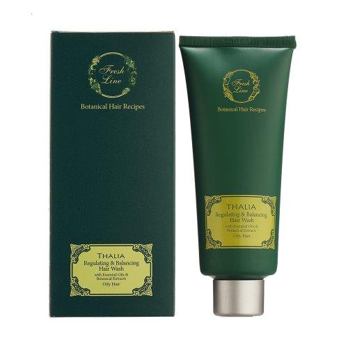 Fresh Line Thalia regulierendes und ausbalancierendes Shampoo gegen fettendes Haar, 1er Pack
