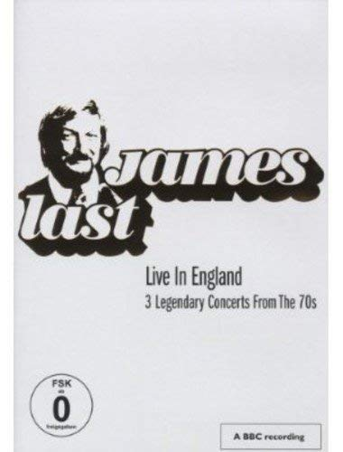 James Last - Live in England