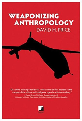 Weaponizing Anthropology Cover Image