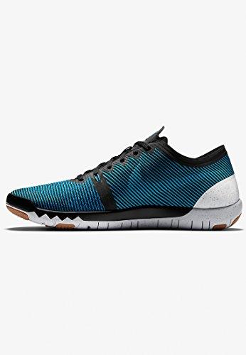 Deporte Lgn Pltnm Zapatillas Free Hombre V4 0 pr Bl bl Blanco Negro Brgd De Arrastre Azul Nike 3 negro 6w0XZX