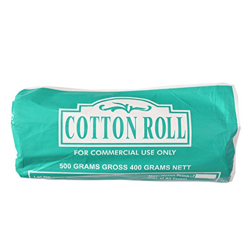 Jaycot Absorbent Cotton Roll (500Gross/400Nett)