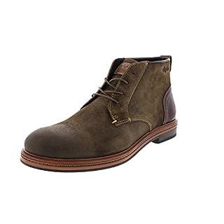 Australian in Übergrößen - Boots Oakwood - Suede Khaki, Größe:47 EU
