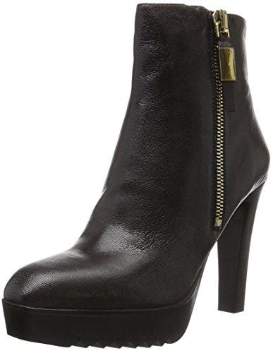Bruno Premi I6302p, Bottes courtes avec doublure chaude femme Noir - Noir